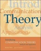 Introducing Communication Theory: Analysis and Application