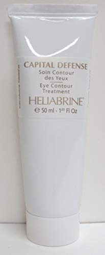(BUY MORE & SAVE MORE! Heliabrine - Capital Defense Eye Contour Treatment 50 ml. Known For Its Anti Puffiness, Anti Dark Circles, Anti Wrinkles & Anti-Ageing Cream, Eye Treatment.)