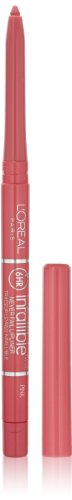 L'Oréal Paris Colour Riche Never Fail Lip Liner, Pink, 0.009 oz.