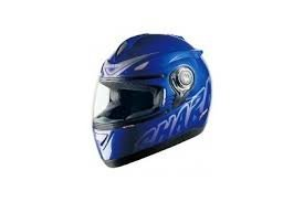 CASCO INTEGRAL SHARK S500 AIR FUSION TALLA XL, COLOR AZUL