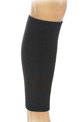 FitPro Calf Compression Sleeve, Medium, Amazon Exclusive Brand