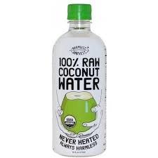 Harmless Harvest Organic 100% Raw Coconut Water, TWELVE Bottles, Each Bottle is 16 Oz (Pack of 12) by Harmless Harvest