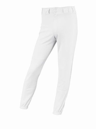Easton Deluxe Pant, White, Small - Easton Pro Pant