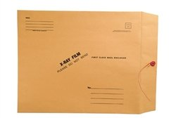 C75 Box - X-Ray Film Mailers - String & Button, 15