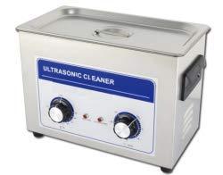 Acero inoxidable GOWE limpiador ultrasónico 180 W 4.5L de ...