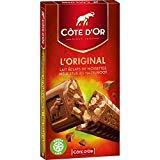 Cote D'or Belgian Milk Chocolate with Hazelnut Pieces7 Oz. (200g) ()