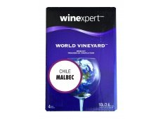 World Vineyard Chilean Malbec 10 Liter Wine Making Kit