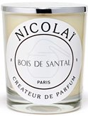 - Bois De Santal by Parfums De Nicolai Candle 6 oz
