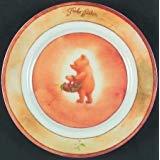 Pooh's Garden Disney Collectible Plate ()