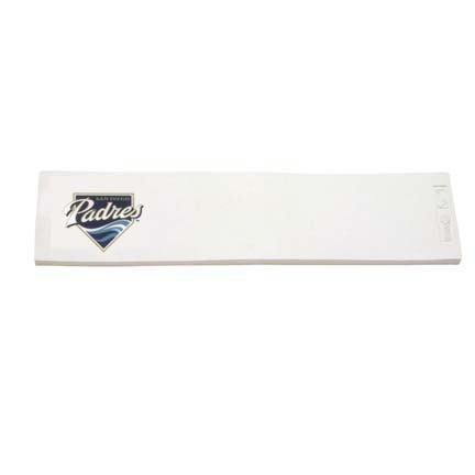 San Diego Padres Licensed Official Size Pitching Rubber from Schutt by Schutt