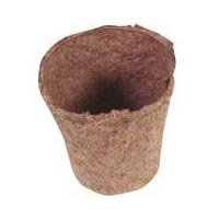 Jiffy Peat Pots 3in Round X 3in Deep (Pack of 1404)
