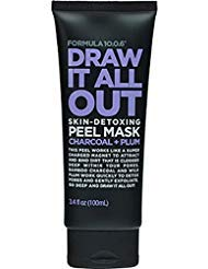 FORMULA 10.O.Six Draw It All Out Skin-Detoxing Charcoal + Plum Peel Mask 3.4 fl ()