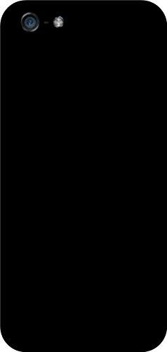 Shengshou Pattern Design Mobile Back Cover for Apple iPhone 5 5s SE   Black