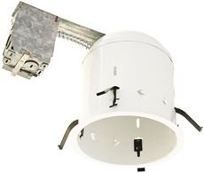 Monument F000102 6-Inch Non-Ic Rated Remodel Housing, Uses 1 13-Watt Compact Fluorescent Lamp, 7.7'' x 11.7'' x 6.5''