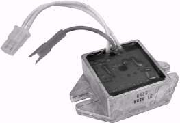 Rotary # 9204 Voltage Regulator for Briggs and Stratton # 393374, 394890, 691185, 797375 from Rotary