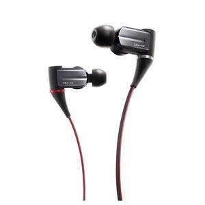 Sony Inner Ear Hi-res Stereo Headphone Xba-a2 Black (Japan Import)