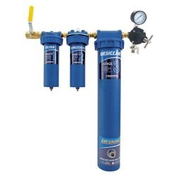 Sharpe 6760 Filtro secador de aire/aire 3 Etapa sistema de desecante: Amazon.es: Coche y moto