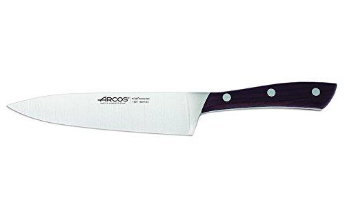 Amazon.com: Arcos Natura forjado cuchillo de cocinero, 6 – 1 ...
