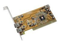 SIIG 1394 3-Port PCI i/e - FireWire adapter - 3 ports (NN-440012-S8) - by SIIG