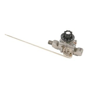 "Blodgett - 11529 - 1/2"" FDH Type 2 Thermostat w/ 300° - 650"