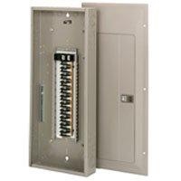 Eaton CH42L225G 1-Phase 3 Wire Main Lug Load Center 42 Circuits 120/240 Volt AC 225 Amp NEMA 1