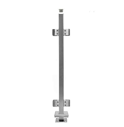 Glass Railing Cap (Stainless Steel 316 Glass Railing System [Custom-Made Item] 2 x 2