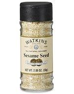 Watkins All Natural Gourmet Sesame Seed 2.08oz