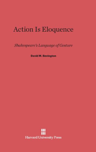 Action Is Eloquence