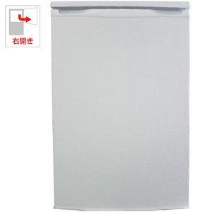 (フリーザー) 冷凍庫 ACF-110E 直冷式 ホワイトストライプAbitelax 100L アビテラックス