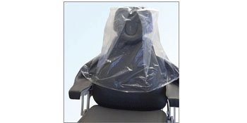 Tidi Products LLC 915001 Chair Sleeve Half 27.5''X24'' 225/Roll