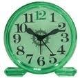 (Advance Translucent Analog Alarm Clock )