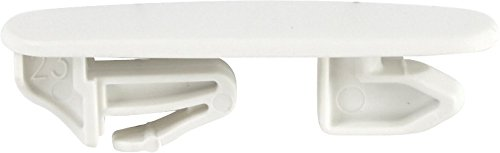 Whirlpool 8565925  Dish Rack Stop Clip (Whirlpool Dish Rack compare prices)