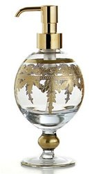 Arte Italica Baroque Gold Soap Pump (Splendor Perfume Bottle)