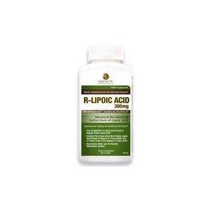 GENCEUTIC NATURALS NAT R LIPOIC ACID 300MG, 60 CAP