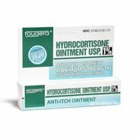 363101 Hydrocortisone Ointment Anti-Itch 1% Usp Grade Max Str 1oz Quantity of 1 unit by E Fougera & Company -Part no. 363101