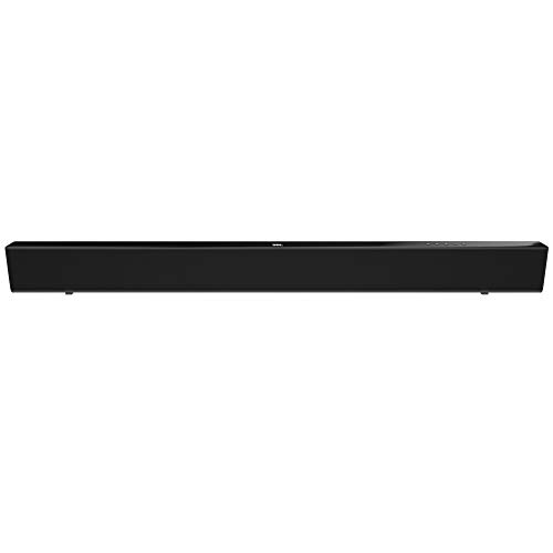 JBL SB110 by Harman Powerful Wireless Soundbar with Built-in Subwoofer (110 Watts, 4 Woofers, Dolby Digital Sound)