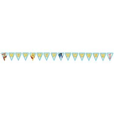 (Winnie the Pooh and Pals Celebration Banner (1ct))