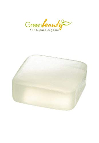 CLEAR DETERGENT FREE GLYCERIN MELT POUR SOAP BASE ORGANIC NATURAL 10 LB ()