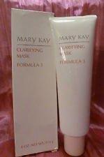 Revitalizing Mask Formula - Mary Kay Clarifying Mask Formula 3 ~ Acne Blemish Prone Skin Full Size New in Box