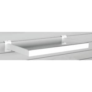 (White Rectangular U-Shaped Hangrail 21