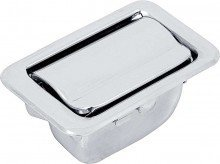 (Rear Quarter Ash Tray Assembly With Smooth Lid)