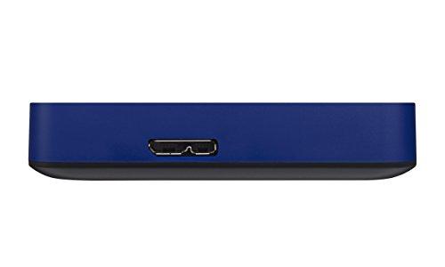 Toshiba Canvio Advance 4TB Portable External Hard Drive USB 3.0, Blue (HDTC940XL3CA) by Toshiba (Image #4)