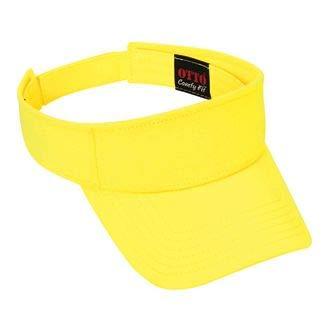 12 Pcs OTTO Wholesale 12 x Comfy Cotton Jersey Knit Sun Visor