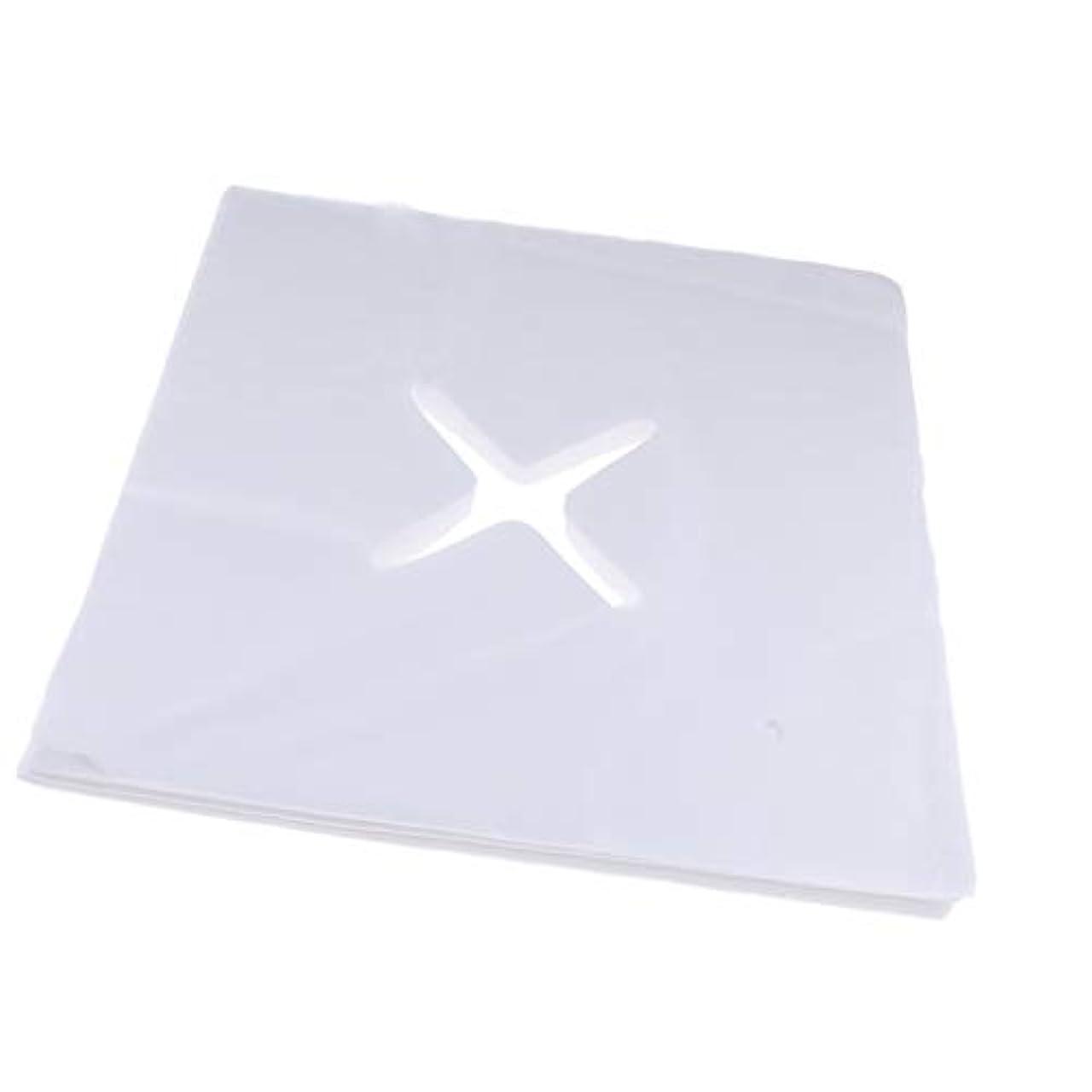 暗記する額いろいろPerfeclan 約200枚 ピローシート 十字カット 使い捨て フェイスカバー 不織布PP クッション S/M - S