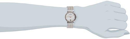 98f11d083a00 Amazon.com  Skagen Women s Ancher Quartz Two-Tone Stainless Steel Mesh  Dress Watch