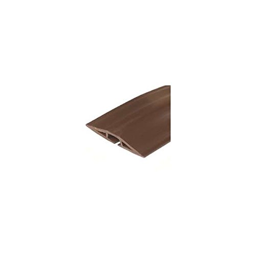 Wiremold CDB15 15' Brown Corduct Cord Protector