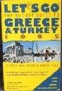 Let's Go, Greece and Turkey, 1995, Harvard Student Agencies Inc. Staff, 0312115555