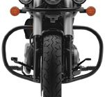 Cobra Standard Black 1-1/4&Prime, Freeway Bars -
