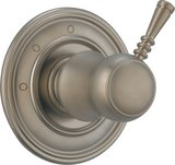 Brizo Traditional Tub and Shower Diverter Valve with Single Lever Handle in Brilliance Brushed Nickel (Tub Traditional Brizo)