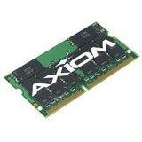 Z61m Thinkpad Core (Axiom 40Y7735-AX AX - Memory - 2 GB - SO DIMM 200-pin - DDR2 - 667 MHz / PC2-5300 - 1.8 V - unbuffered - non-ECC - for Lenovo G530, N200, N500, ThinkPad Edge 13, ThinkPad SL300, SL400, SL500, X100, X61, V200)